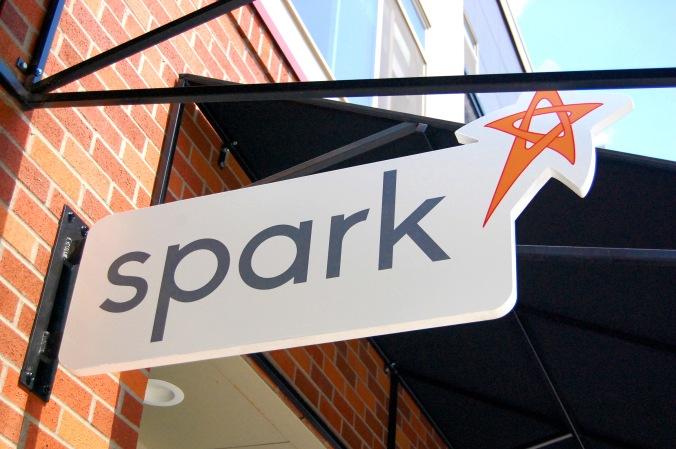 Spark sign